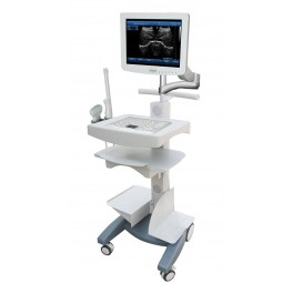 TOUCH SCREEN LCD ULTRASOUND SCANNER SS-100